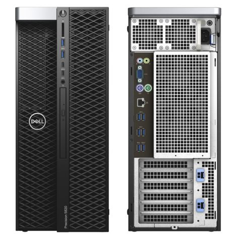 Máy tính trạm Dell Precision 5820 Tower Processor: Intel Xeon W-2123 70154203