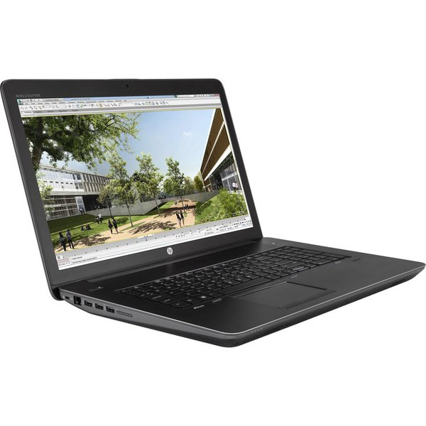 MÁY TRẠM HP ZBook 15 G5 -  i7-8750H ZBook 15 G5