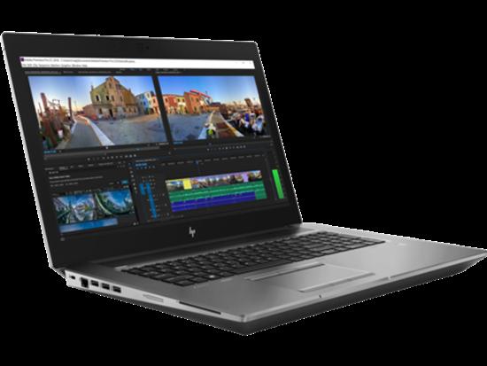 MÁY TRẠM HP ZBook 17 G5 -  i7-8750H