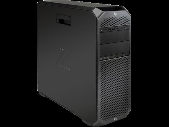Máy trạm HP Z6 G4 Xeon 3104 Workstation 4HJ64AV (Chưa có cạc đồ họa)