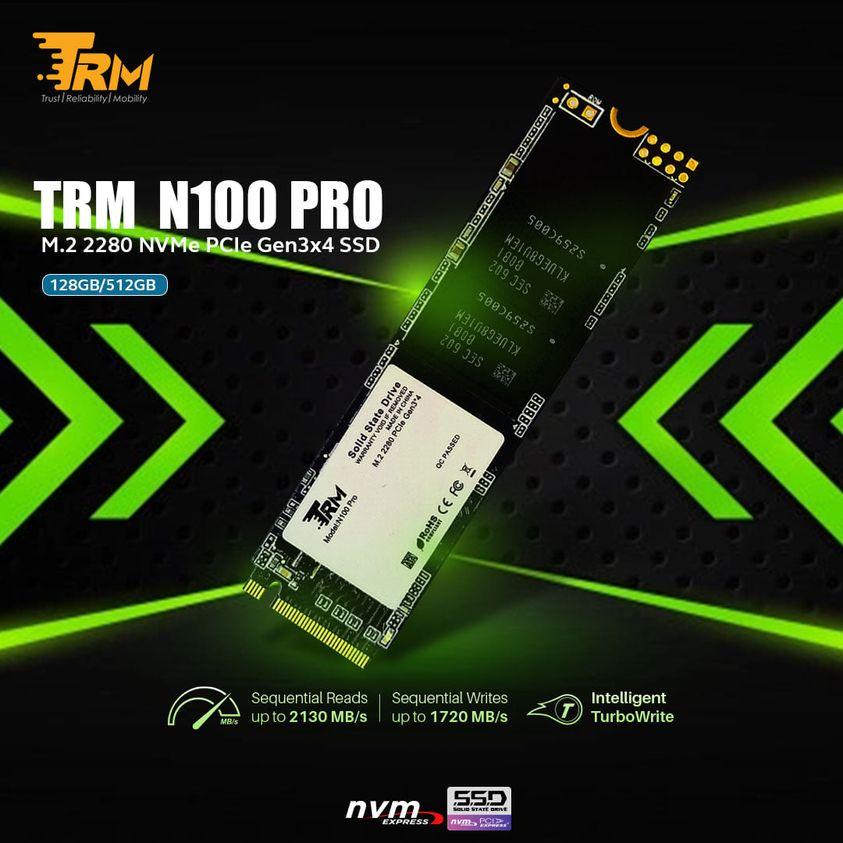SSD TRM N100 Công cụ hoàn hảo cho những người làm việc chuyên sâu