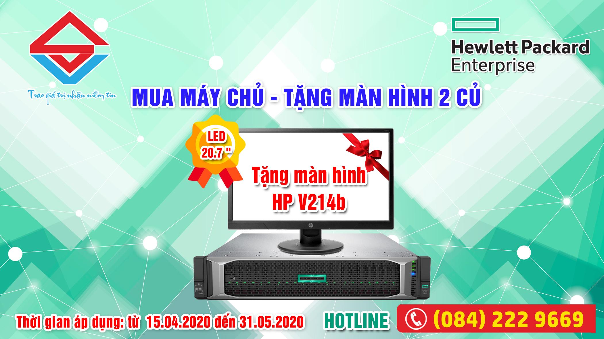 Máy chủ HPE ProLiant DL380 liên tục đứng đầu trong danh sách những dòng máy chủ bán chạy nhất trên thế giới