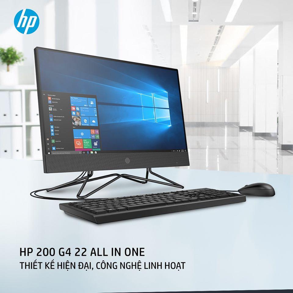 HP 200 G4 22 All In One - THIẾT KẾ HIỆN ĐẠI, CÔNG NGHỆ LINH HOẠT