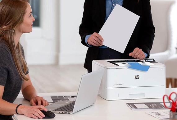 Xu hướng lựa chọn máy in văn phòng và 4 lý do tại sao HP LaserJet Pro M404n là sự lựa chọn tuyệt vời dành cho doanh nghiệp SMB