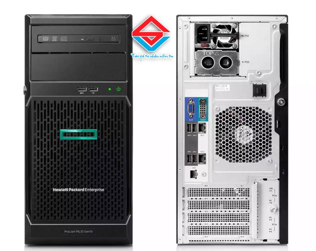 Đánh giá chi tiết về máy chủ HPE Proliant ML30 Gen 10
