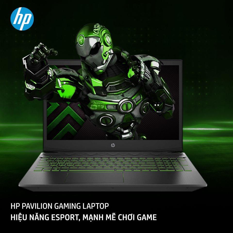 HP Pavilion Gaming Laptop HIỆU NĂNG ESPORT, MẠNH MẼ CHƠI GAME