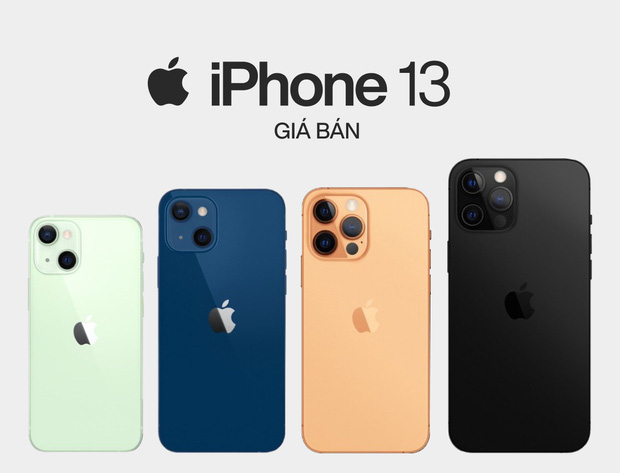 Tất tần tật tin đồn về 4 mẫu iPhone 13 trước giờ ra mắt vào 0h đêm nay!