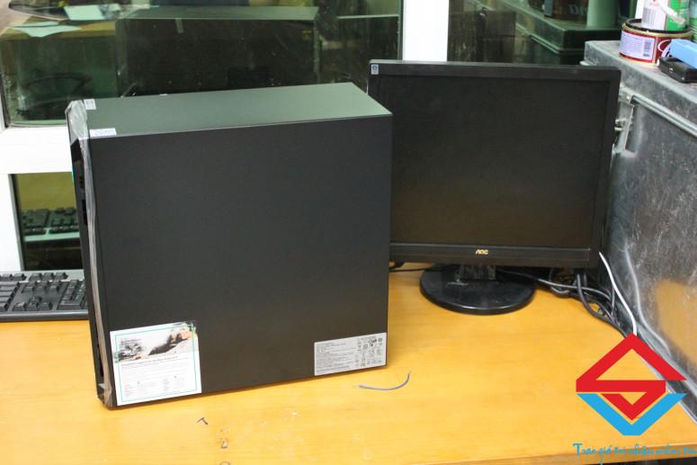 Mở hộp máy chủ HPE ML10 Gen9