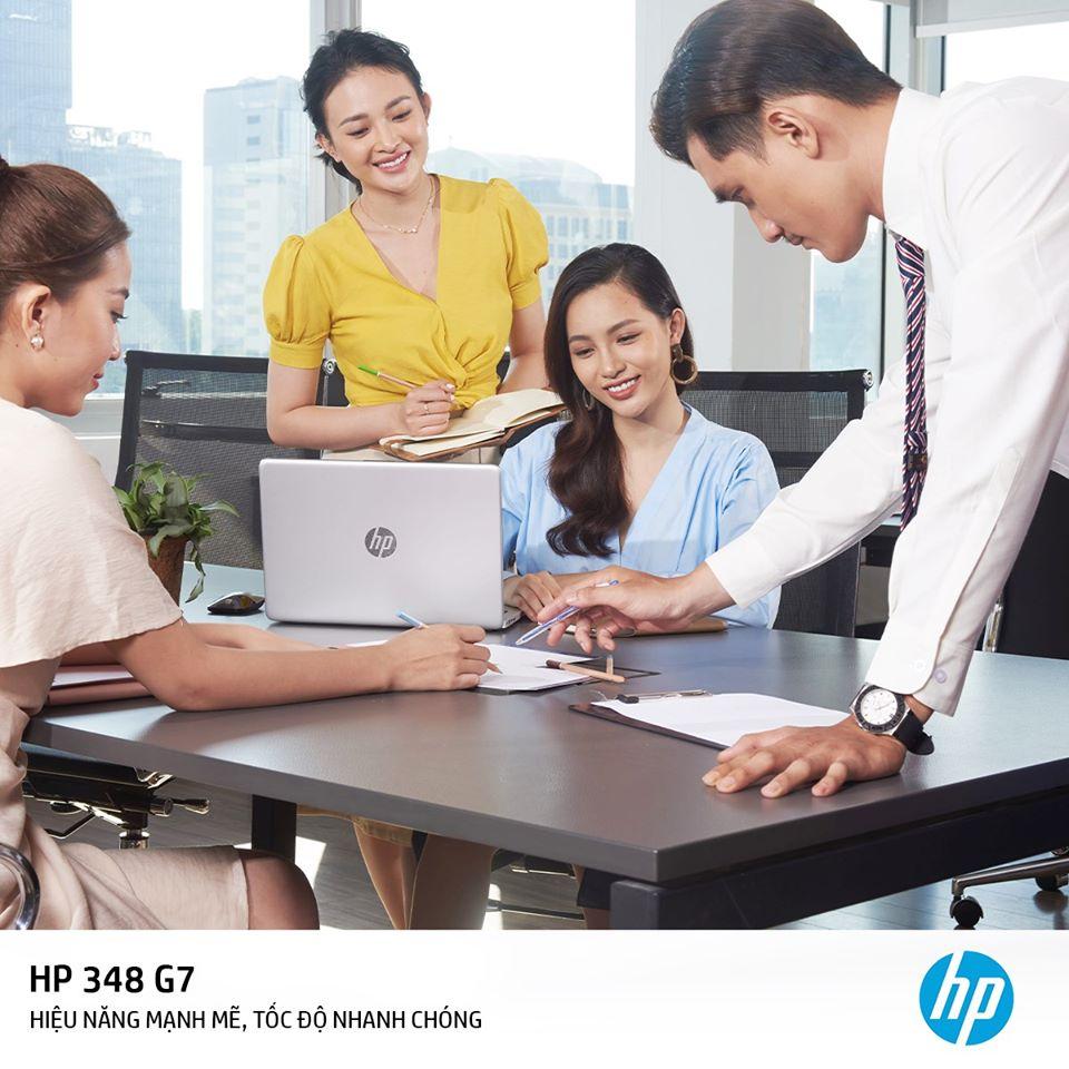 HP 348 G7 - HIỆU NĂNG MẠNH MẼ, TỐC ĐỘ NHANH CHÓNG