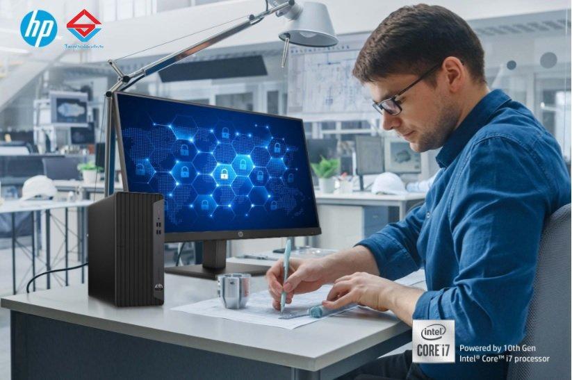 HP ProDesk 400 G7 Microtower - Lời giải cho bài toán chi phí của các doanh nghiệp Việt trước công cuộc số hóa